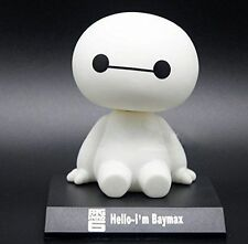 Universal New Pop Big Hero 6 Cute Cartoon Bobble head Doll Toy for Car Dashboard