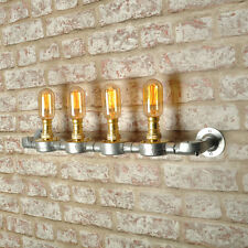 THE WILDER New Industrial Style 4 way Wall Light Vintage Retro Lighting Sconce