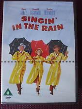 Singin' In The Rain DVD.Gene Kelly.Debbie Reynolds..BRAND NEW AND SEALED.