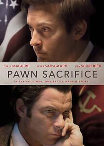 Pawn Sacrifice DVD