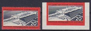 DDR-Mi-Nr-805-A-805-B-125-Jahre-dt-Eisenbahn-1960-postfrisch-MNH