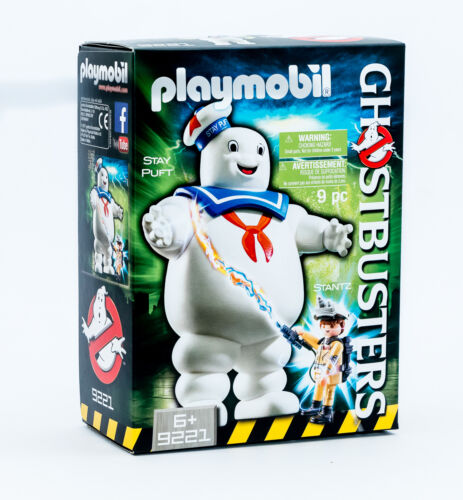 PLAYMOBIL® 9221 Ghostbusters  Stay Puft Marshmallow Man NEU / OVP