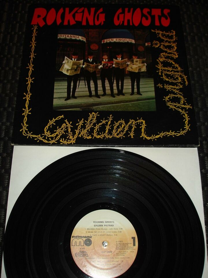 LP, Rocking Ghosts, Gylden Pigtråd
