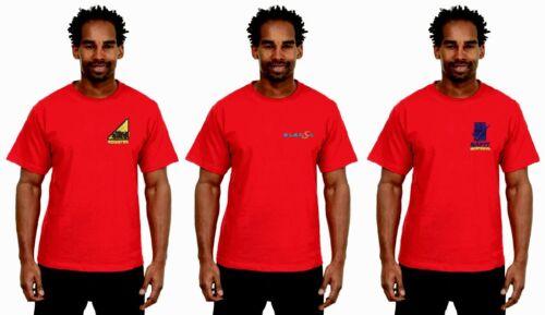 Free Full Colour logo de votre choix! T-Shirt Pack de trois Workwear qualité