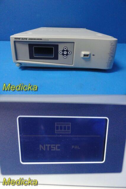 Endoscopy Suite: Stryker Endoscopy 240-020-900 Sidne Suite Integrated Voice