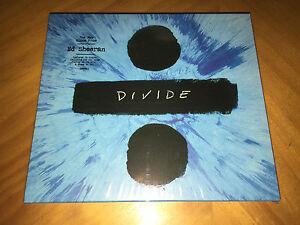 Ed-Sheeran-Divide-Deluxe-CD-Slipcase-4-tracks-New-amp-Sealed