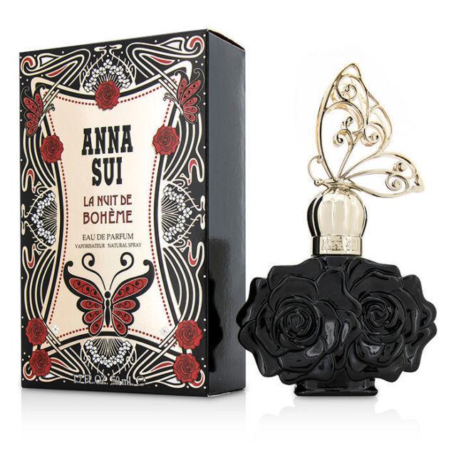 Anna Sui La Nuit De Boheme Eau De Parfum Spray Womens Perfume