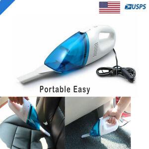 Mini Car Vacuum >> Details About Car Vacuum Cleaner 12v For Auto Mini Hand Held Small Portable 12 Volt