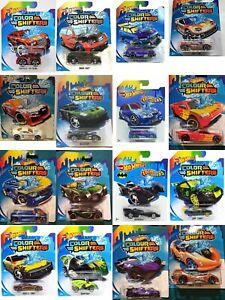 Hot-Wheels-cambios-de-color-BHR15-modelo-diecast-coches-1-64-aleatorio