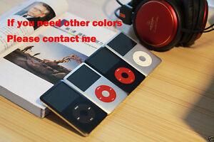 256GB iPod Classic 7th Gen 160GB Black &Silver Custom U2 Model & 1800mAh Battery