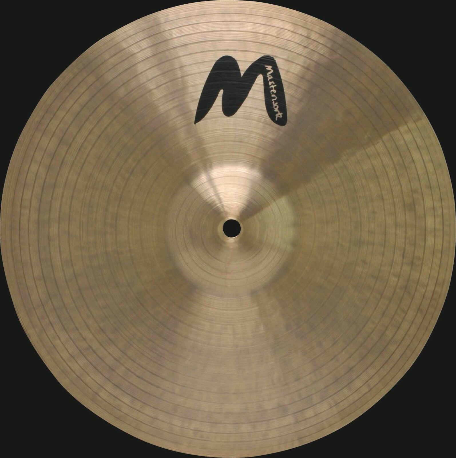 Masterwork Cymbals Jazz Series 18-inch 18-inch 18-inch Jazz Master Crash Dark ddbaac