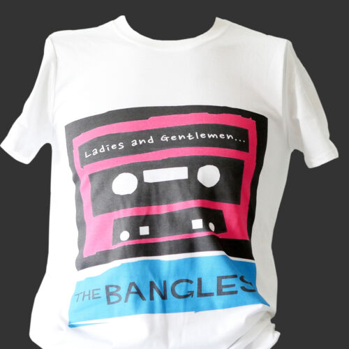 THE BANGLES POP ROCK T-SHIRT unisex bananarama go-go/'s blondie S-3XL
