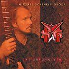 The Unforgiven by Michael Schenker/Michael Schenker Group (CD, Feb-1999, Shrapnel)