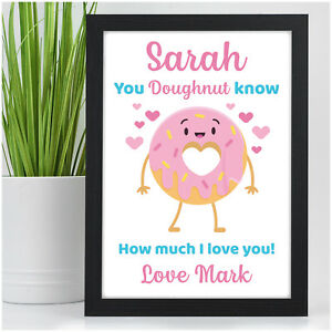 Image Is Loading Personalised Couples Funny Gifts For Girlfriend Boyfriend Him