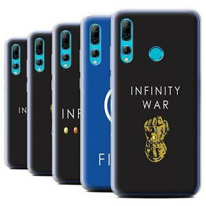 Gel-TPU-Case-for-Huawei-P-Smart-2019-Honor-20-Lite-Infinity-War-Inspired