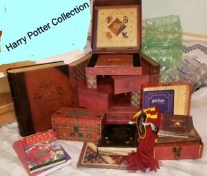 Harry Potter Certified Mega Collection Over 20 Lbs Of Harry Potter Memorabilia Ebay