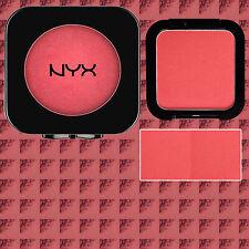 NYX HD BLUSH- POWDER BLUSHER - TUSCAN - BOLD CORAL RED HIGH DEFINITION