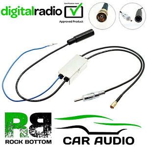 PIONEER-Car-Radio-Stereo-Headunits-Digital-DAB-Aerial-Antenna-Splitter-06-536