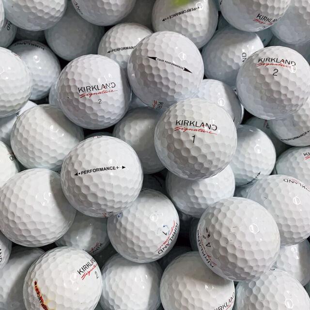 Near Mint Kirkland Signature Golf Balls Bulk / Mix - Pick ...