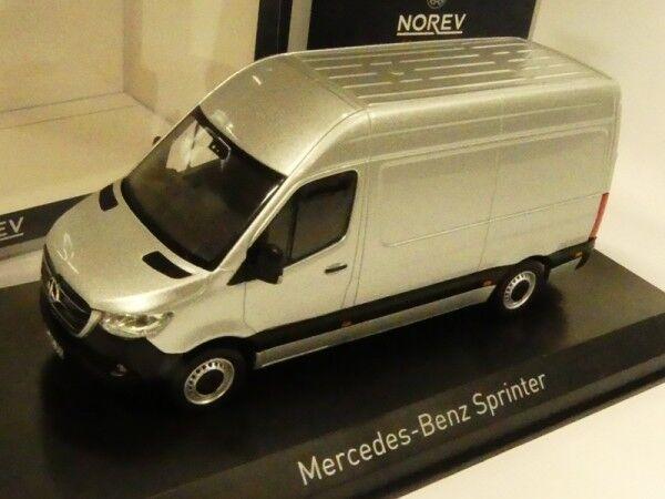 1 43 Norev MB Sprinter 2018 silver 351175 351175 351175 8f6970