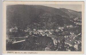114106 Panorama Ak Triberg Vor 1945 GroßEr Ausverkauf Schwarzwald Gewidmet