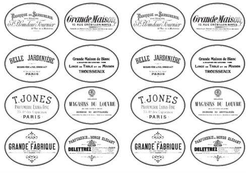Potch-Motiv-Foto-Transfer-Vorlage-Vintage-Shabby-french-30026