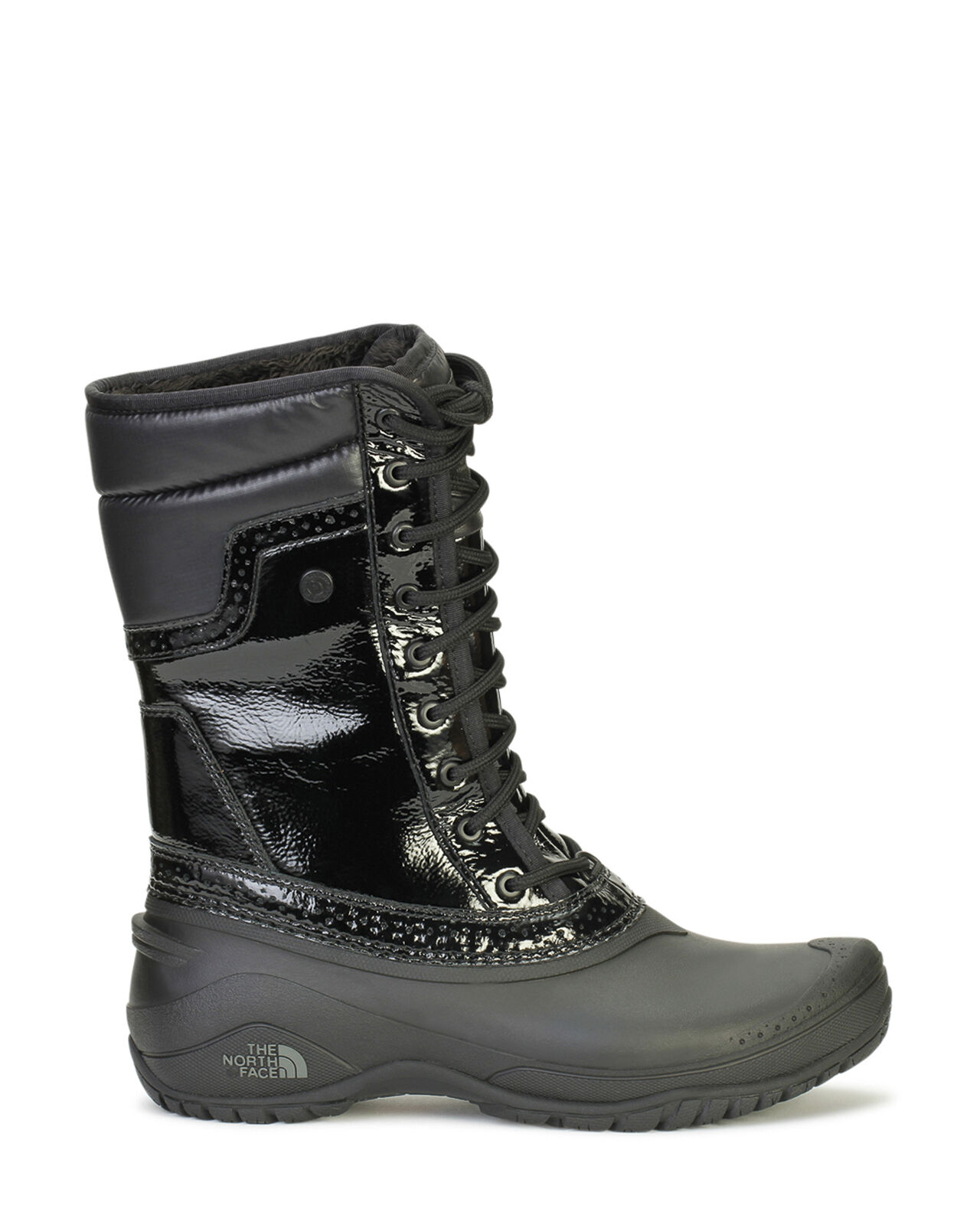 The North Face Mujer botas Impermeables Shellista II II II Mid Luxe Negro gris ca4ec8
