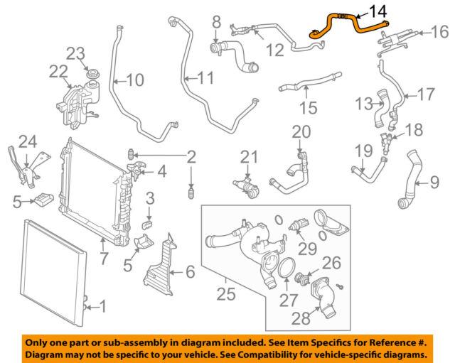 Super Land Rover Heater Feed Water Hose Range 06 09 V8 4 4L 4680301 Oem Wiring Database Obenzyuccorg