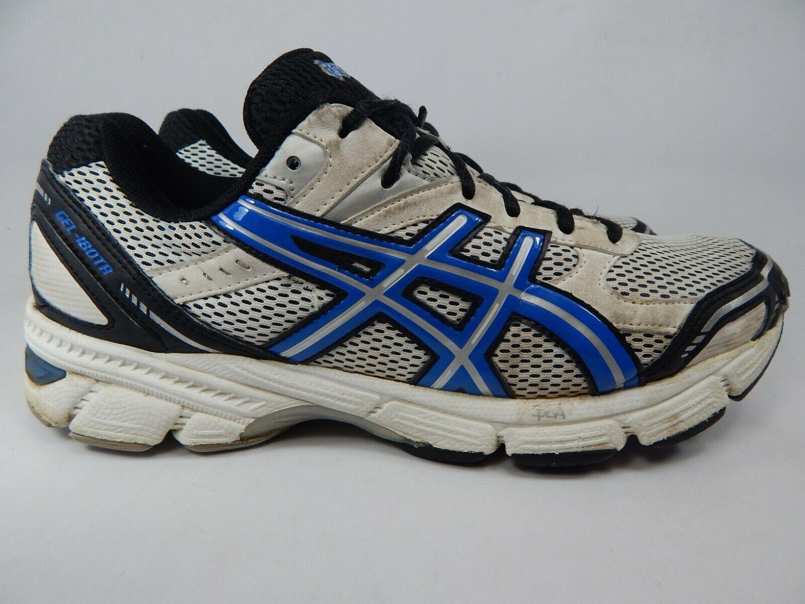 Asics 180 TR Size US 10 M (D) EU 44 Men's Cross Training shoes White bluee S302N