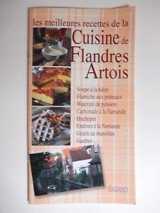 à Condition De Les Meilleurs Recettes De La Cuisine De Flandres Artois Éditions Saep 2007 Vente Chaude 50-70% De RéDuction