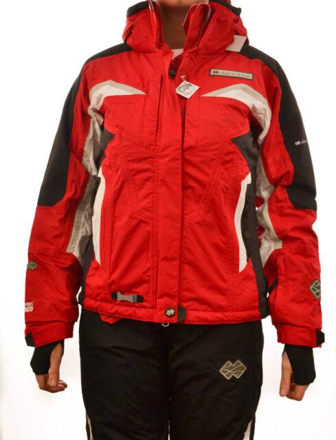Dare2B Impromptu Womens Ski Jacket White Waterproof Snow Sports Skiing XXL XXXL