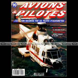 AVIONS-amp-PILOTES-N-90-SUPER-PUMA-RED-ARROWS-HELICOPTERES-AEROSPATIALE-PANTHER