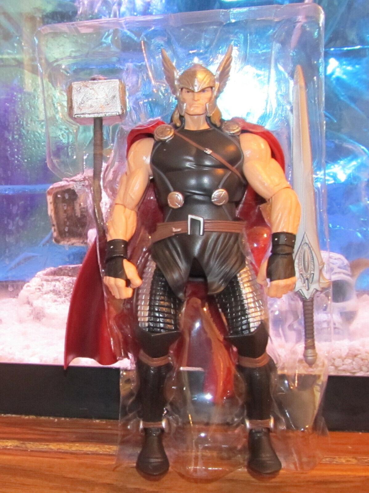 Marvel Legends 2015 MODERN THOR FIGURE Loose 6 Inch Avengers Allfather Wave