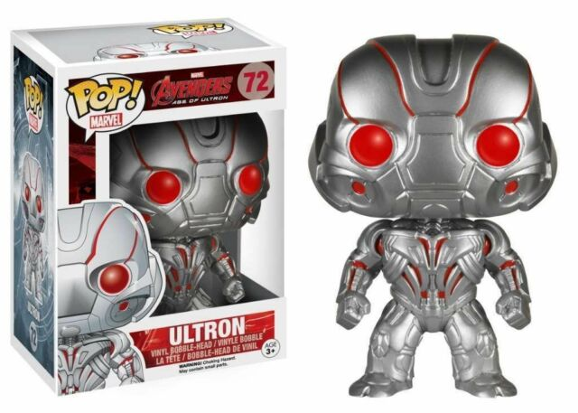SDCC Grinning Ultron Avengers Age Of Ultron Funko Pop Vinyl Convention 2015