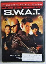Brand New GIFT Ready S.W.A.T. 2003 WS DVD Special Edition Collin Farrell SWAT
