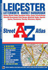 Leicester Street Atlas by Geographers' A-Z Map Co Ltd (Paperback, 2015)