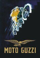 poster moto guzzi in vendita   eBay