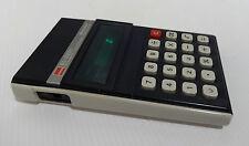 Calcolatrice Elettronica Sharp EL-8031 Elsi mate Electronic calculator vintage