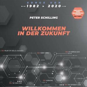 LP-Peter-Schilling-Willkommen-In-Der-Zukunft-82-20-Best-of-Hits-No-010-of-500