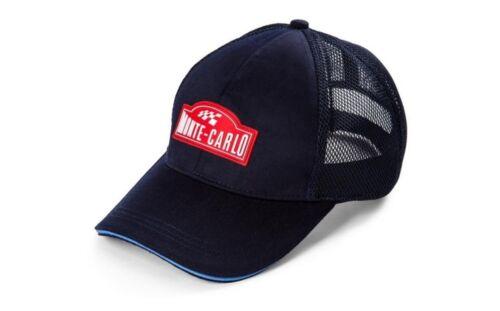 Original Skoda Cap Baseball Monte-Carlo 3U0084301B