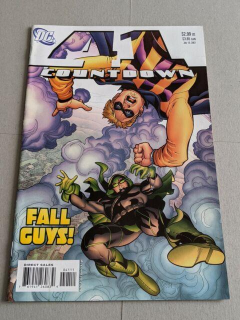 Countdown #41 July 2007 DC Comics Batman Superman