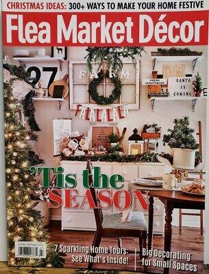 Flea Market Decor Holiday 2017 Tis The Season Christmas Ideas Free Shipping Cb Ebay