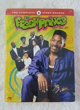 NEW!! The FRESH PRINCE OF BEL-AIR - The Complete First Season (DVD, 2012)