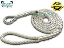 Campbell 6260303N Thimble Manila Rope 5//8 5//8