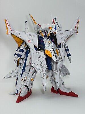 Gundam water slide decal SIMP D.L Dalin sticker A07-3 General Caution Sign White