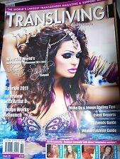 TRANSLIVING ISSUE 36 TRANSVESTITE CROSS DRESSER TRANSGENDER LIFESTYLE MAGAZINE