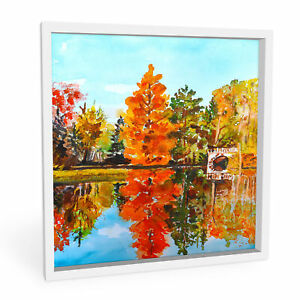 Wandbild-Toetzke-Indian-Summer-quadratisch