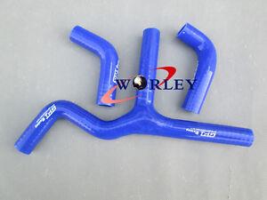 Silicone Radiator Hose for KTM 450SX 525SX 03 04 05 06 2003-2006 blue