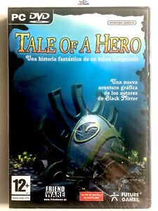 Tale-Of-A-Hero-PC-Scelle-Videojuego-Videogame-Scelle-Retro-Nouveau-Neuf-Spa