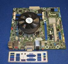 Intel DQ77MK LGA 1155 Socket Motherboard USB3.0 COOLER I/O SHIELD SUPPORT 3-GEN